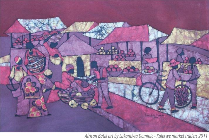 Batik_market